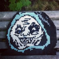 Perler Unwanted House Guest by GeneralHound