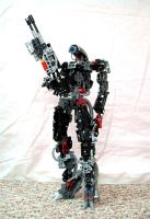 Bionicle Geth by rust2710