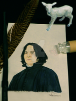 Severus Snape by Hakete by Hakete