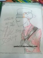 The Scout by yaela123