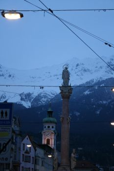 Innsbruck by janae-nay
