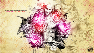 Dolph Ziggler Abstract Wallpaper by T1beeties