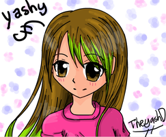 Anime Yashy by Cutiecat1001