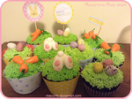 Easter Cupcake by macurris