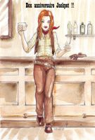 Josephine-in-the-saloon by ChrisTais