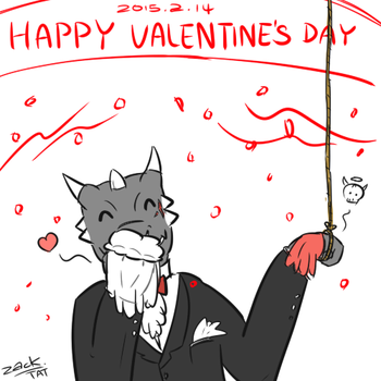Happy Valentine's Day by Eternal-Lynx