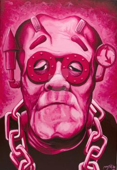Frankenberry by ChadFullerton