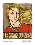 Lemminkainen by ThaliaTook