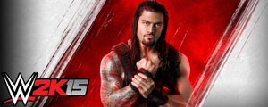 WWE 2K15 Roman Reigns Signature by ThexRealxBanks