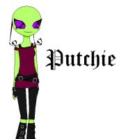 PUTCHIE :D by mooseyfategirl