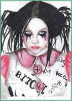 Copy amy lee by Andro-guys