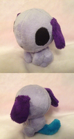 Sister Puppy Plush by GlacideaDay