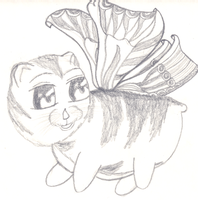 Fairy Hampster - for Aless by whysp80