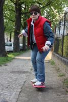 Marty McFly by Lari--Chan