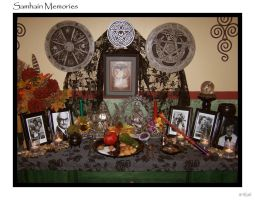 Samhain Memories 2005 by LadyAutumnDesigns