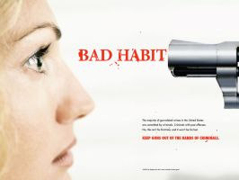 Bad Habit-Poster by TheRyanFord