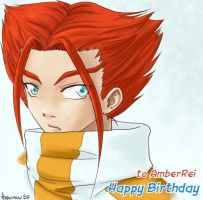 .::Happy Birthday::. by nekomukuro