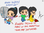 ThaHaan - Making Up by isnani