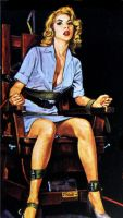 Electric Chair by peterpulp