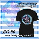 Fox Mccloud Tshirt by xXxBLUExROSExXx