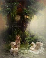 In fairy tale by CindysArt