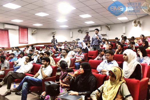 Bytes 4 All Pakistan in NED #6 by faisalhasan