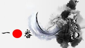 Afro Samurai ps3 BG-HD by eliotie
