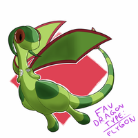 Pokeddexy day 3: Dragon type by ChaosMonkeyATG