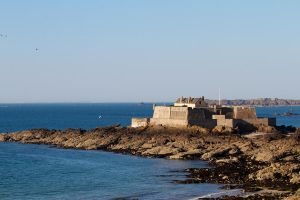 Fort at the Coast Stock by lokinststock