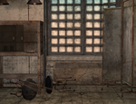 Room interior 03 - abandoned by Ecathe