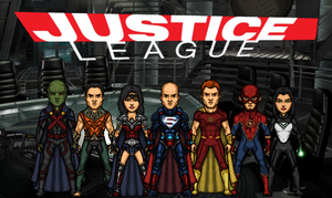 Luthor's Justice League (New Earth) by Nova20X