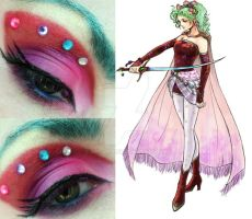 Terra Inspired Makeup by Mc126