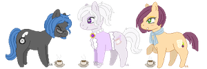 MLP Art Trade/Commission - Pony Page Doll Havoc! by MyLilAdoptables