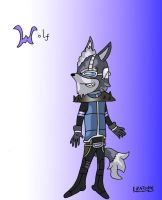 Wolf O' Donnell by Erazor91