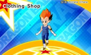 My new outfit in Dragon ball fusions by MLPfimAndTMNTfan