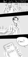 ~Bad Date Au~ part 5 by magickitt