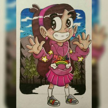 Mabel Pines by ecoe3