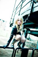 DC Comics: Black Canary 2 by Nami06