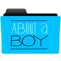 About A Boy folder icon by NonStopSarah