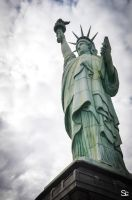 Statue of Liberty at NY NY Las Vegas by ShannonCPhotography