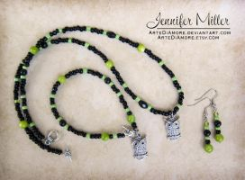Jewelry Set by ArteDiAmore