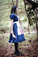 Alice Lidell - McGee's Alice by dukesawolf