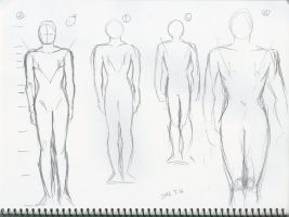 Body structure practice 1 by sophiaan0