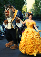 Belle of the Ball by DisneyLizzi