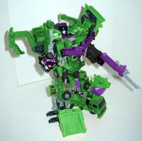 RID Devastator by shumworld