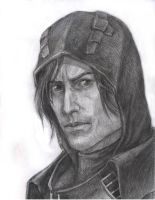 Lord Corvo Attano by Steblynka