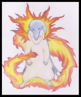 Your Inner Flame Typhlosion by Kif3