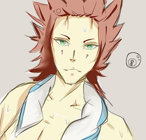 Axel quickie by redtora