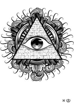 All Seeing Eye by e1-since1987