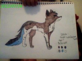 Adoptable (traditional) by x-Vodkaa